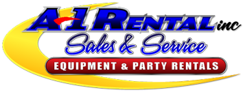 A-1 Rental Inc. - Equipment rentals in Idaho Falls and Rexburg, ID | Party rentals in Idaho Falls and Rexburg, ID
