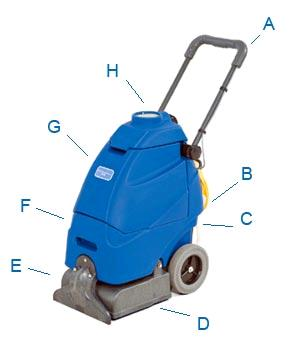Where to find CARPET CLEANER SPOTTER in Idaho Falls