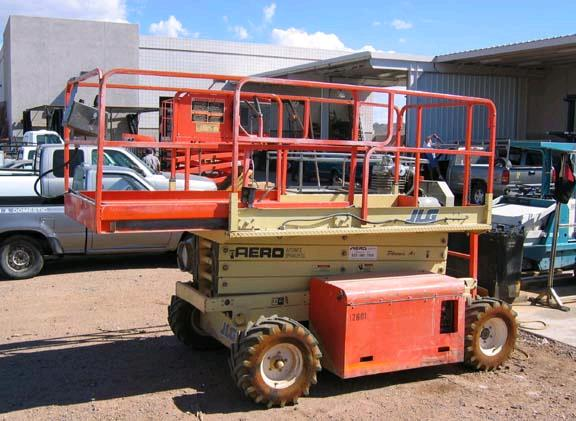 Where to find SCISSOR LIFT 26FT ALLTERRAIN in Idaho Falls