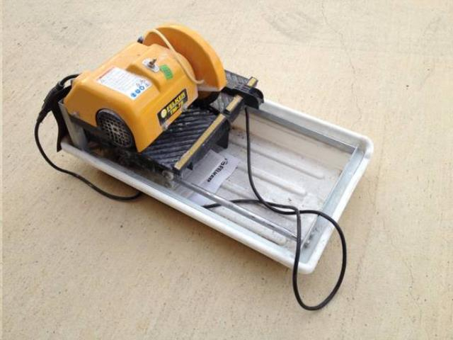 Where to find SAW TILE FELKER 8 B WTRAY in Idaho Falls