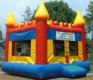 Where to find PARTY INFLATABLES 15X15 in Idaho Falls