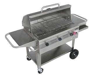 Where to find PARTY GAS GRILL 60  8BURNER in Idaho Falls