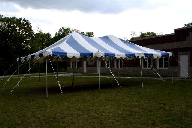 Where to find CANOPY 20X30 BLUE   WHITE in Idaho Falls