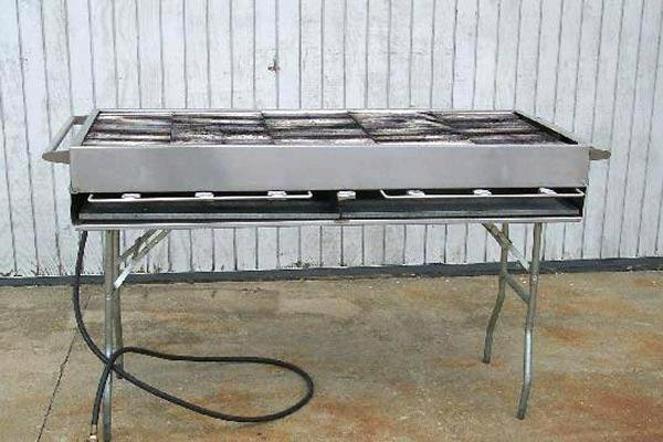 Where to find PARTY GRIDDLE 24X24 PROPANE in Idaho Falls