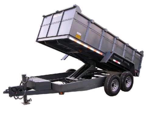 Where to find TRAILER-DUMP BED TRAILERS 8,000-12,000LB in Idaho Falls