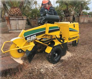 Where to find TREE STUMP GRINDER 27HP W TRA in Idaho Falls