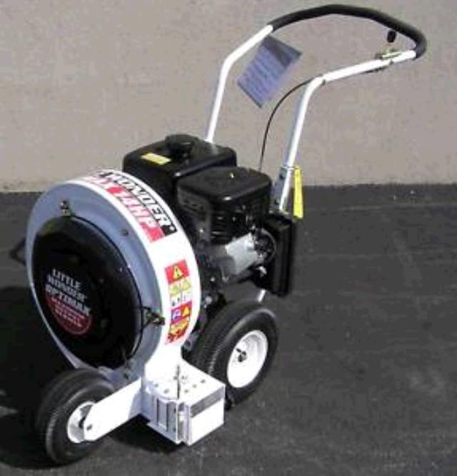 Where to find BLOWER- PARKING LOT in Idaho Falls